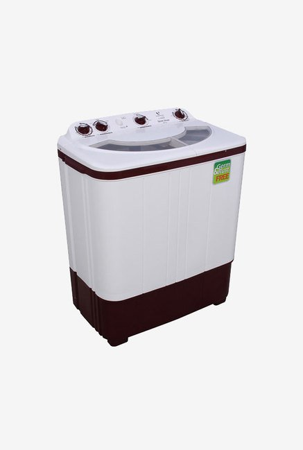 Videocon VS60A12 Top Loading Washing Machine 6 Kg (White)