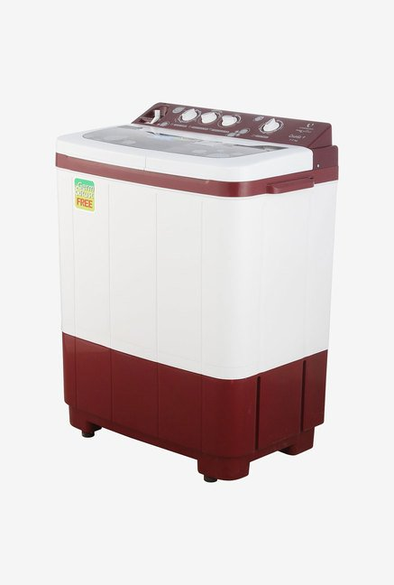 Videocon VS73J22 Washing Machine 7.3 Kg (Dark Maroon)