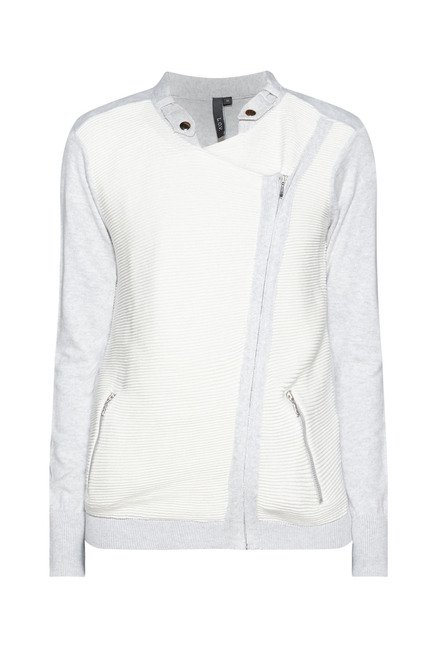 LOV by Westside White Gianna Jacket