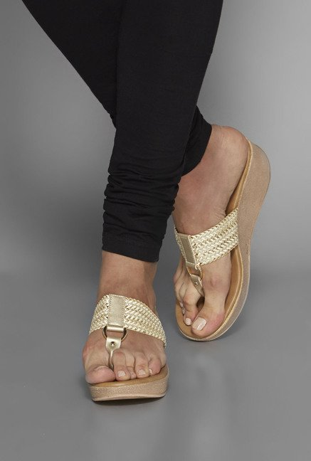 Head Over Heels by Westside Gold Sandals