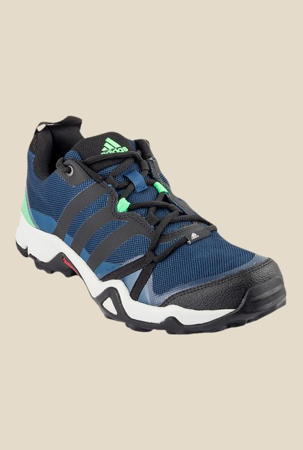 Adidas Rogain Navy & Black Outdoor Shoes