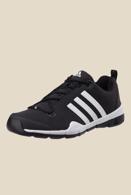 Adidas Wind Chaser Black & White Training Shoes