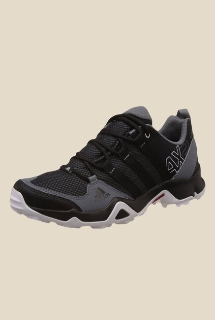 Adidas Ax2 Black & Grey Training Shoes
