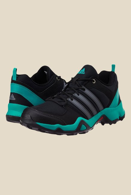 Adidas Storm Raiser 2 Black & Green Training Shoes