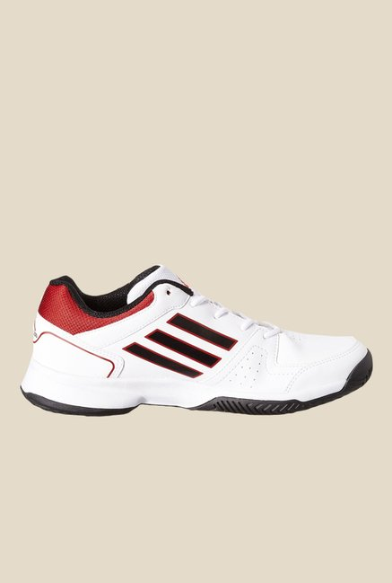 Adidas Ace Chopper 1.0 White & Black Tennis Shoes