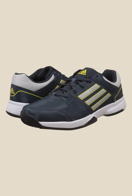 Adidas Ace Chopper 1.0 Navy & Grey Tennis Shoes