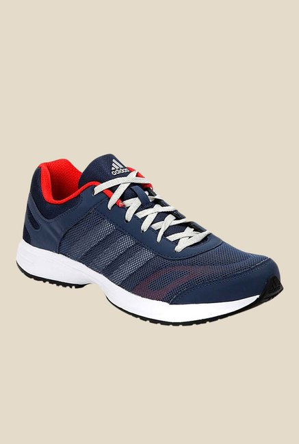 Adidas Ryzo 3.0 Navy & White Running Shoes