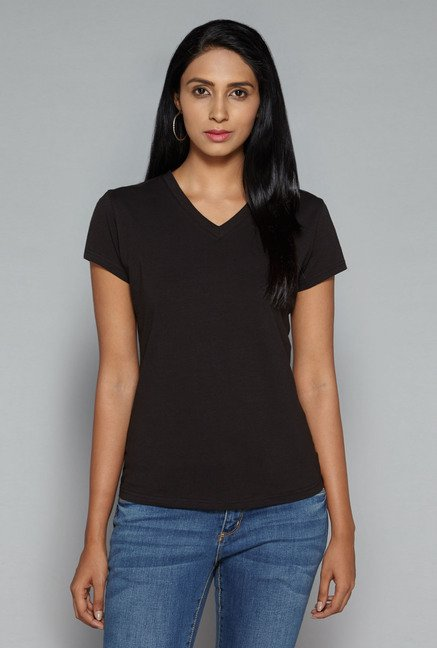 LOV by Westside Black Jane T Shirt