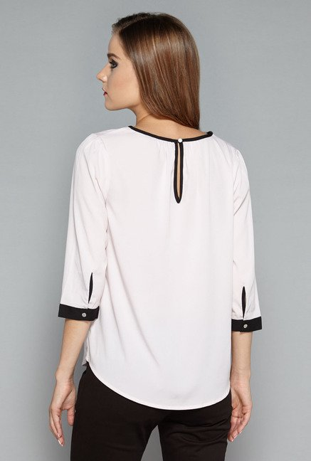 Wardrobe by Westside Lilac Milena Blouse