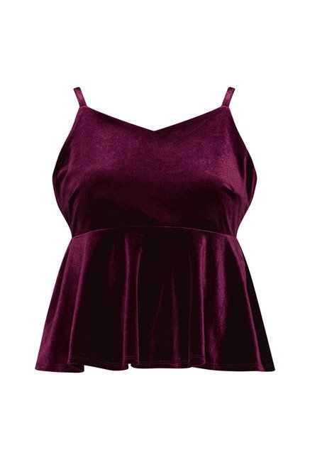 Nuon by Westside Dark Wine Joses Top