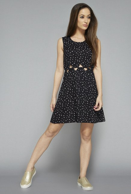 Nuon by Westside Black Carla Dress