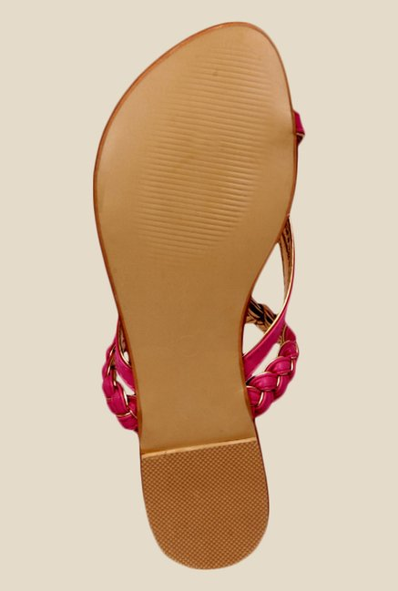 Notion Gisella Pink Casual Sandals