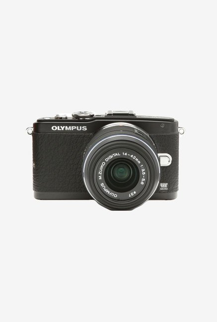 Japan hobby tool Olympus Camera Sticker Leica1 4044-1(Black)