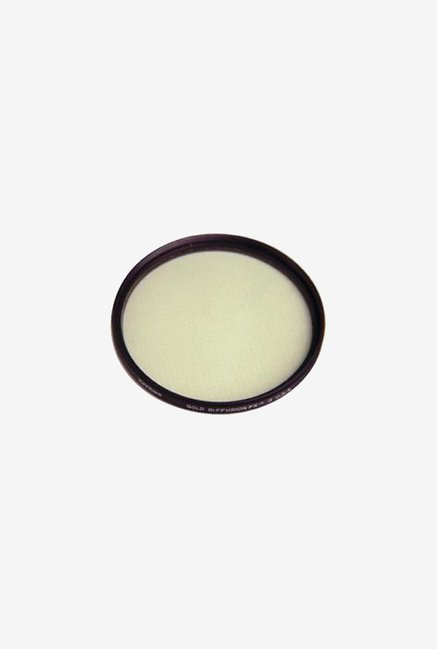 Tiffen 49GDFX3 49mm Gold Diffusion 3 Filter (Black)