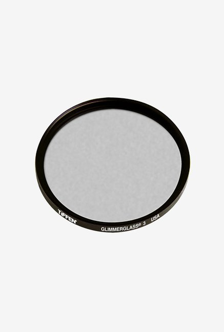 Tiffen 49GG3 49mm Glimmer Glass 3 Filter (Black)