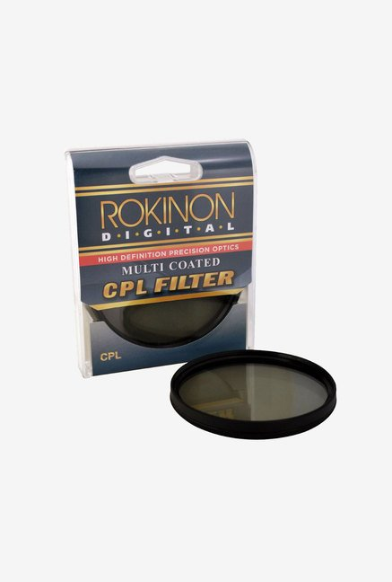 Rokinon 67 mm Multi-Coated Circular Polarizer Filter