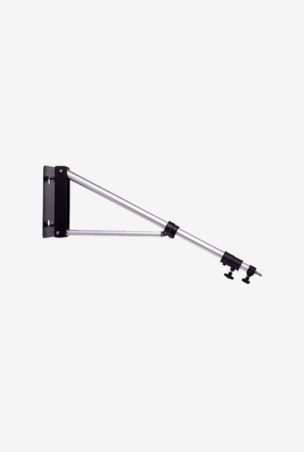 Interfit Photographic Wall Mounted Boom Arm (Black & Silver)