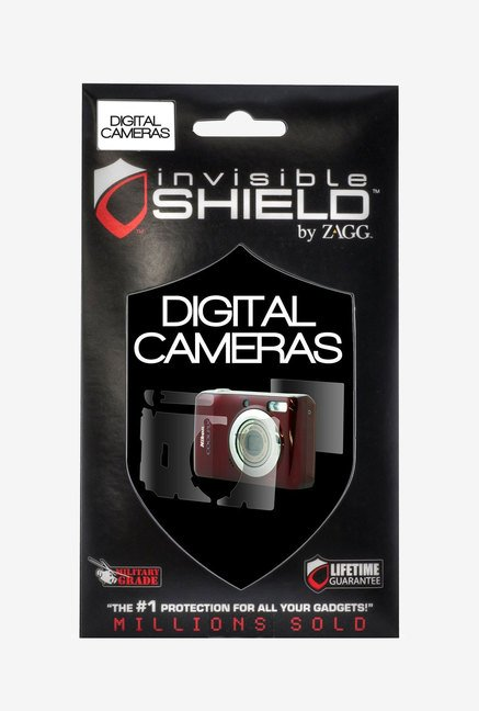 Invisibleshield Zagg For Olympus Evolt E330