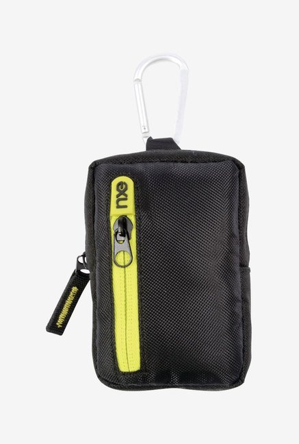"Nxe ""Astoria"" Nylon Carry Solution (Black/Yellow)"