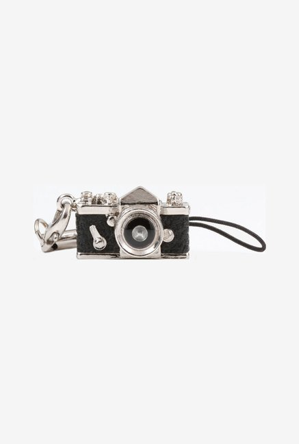 Japan hobby tool Miniature Camera Charm Range Finder (Black)