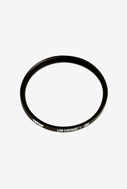 Tiffen 58LC1 58mm Low Contrast 1 Filter (Black)