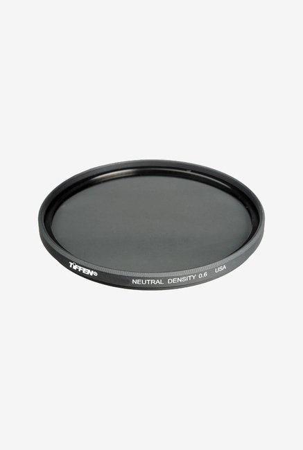 Tiffen 58ND6 58mm Neutral Density 0.6 Filter (Black)