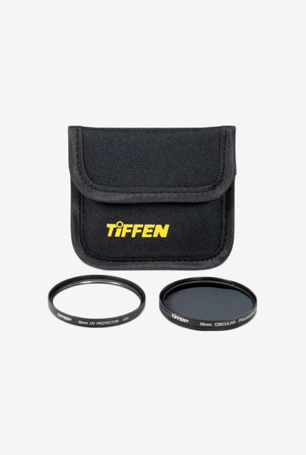 Tiffen 58PTP 58mm Photo Twin Pack (UV and CPL)