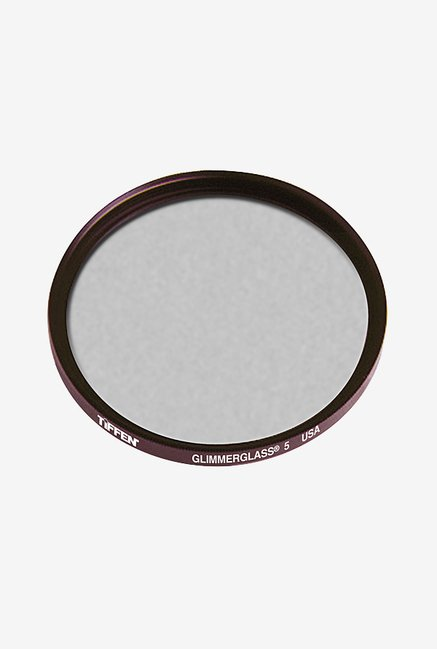 Tiffen 62GG5 62mm Glimmer Glass 5 Filter (Black)
