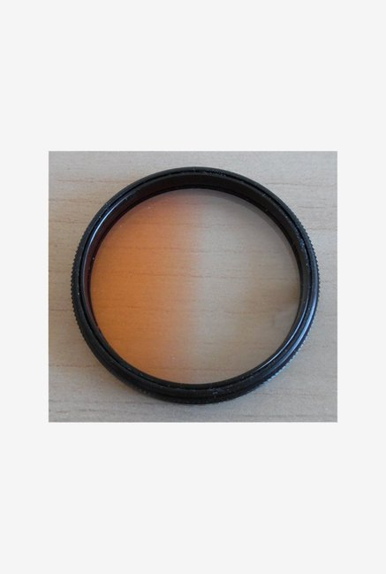 Tiffen 52SUN 52mm Color Graduated Sunrise Filter (Black)