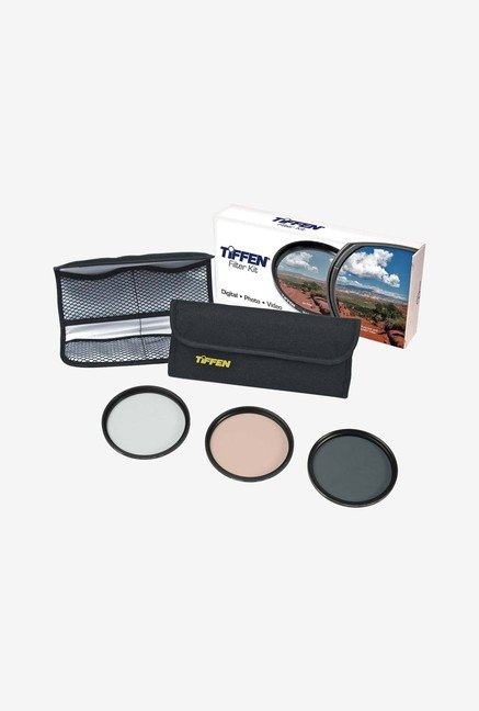 Tiffen 52TPK1 52mm Photo Essentials Filter Kit