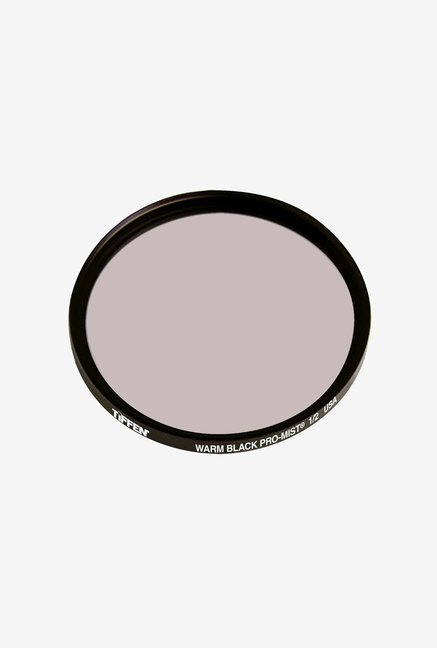 Tiffen 52WBPM12 52mm Warm Black Pro-Mist 1/2 Filter (Black)