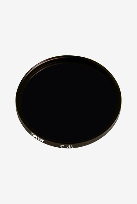 Tiffen 5587 55mm Infra-Red 87 Filter (Black)