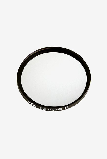 Tiffen 55HYSTR 55mm Hyper Star Filter (Black)