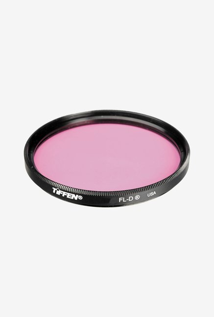 Tiffen 55mm FL-D Fluorescent Glass Filter for Daylight Film