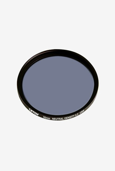 Tiffen 55ND3 55mm Neutral Density 0.3 Filter (Black)