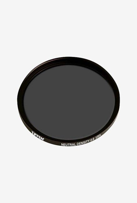 Tiffen 55ND6 55mm Neutral Density 0.6 Filter (Black)