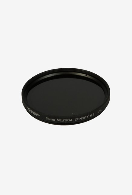 Tiffen 55ND9 55mm Neutral Density 0.9 Filter (Black)