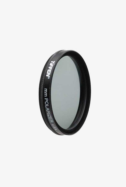 Tiffen 82POL 82mm Linear Polarizer Filter (Black)