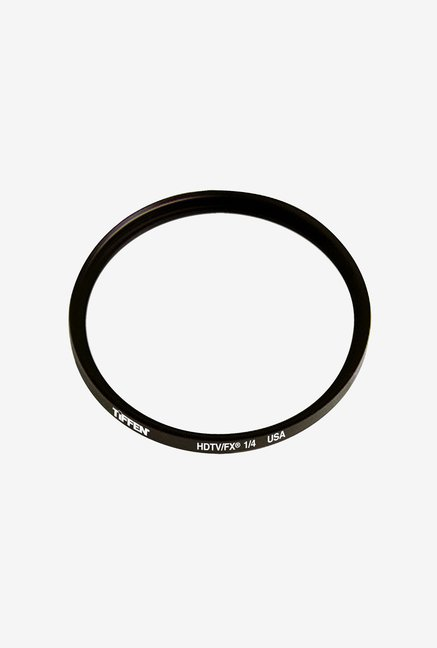 Tiffen W49HDTVFX14 49mm HDTV FX 1/4 Filter (Black)