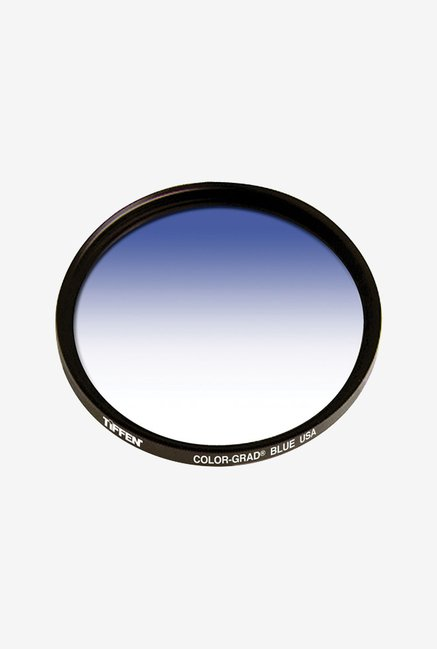 Tiffen 72CGBLUE 72mm Graduated Filter (Blue)