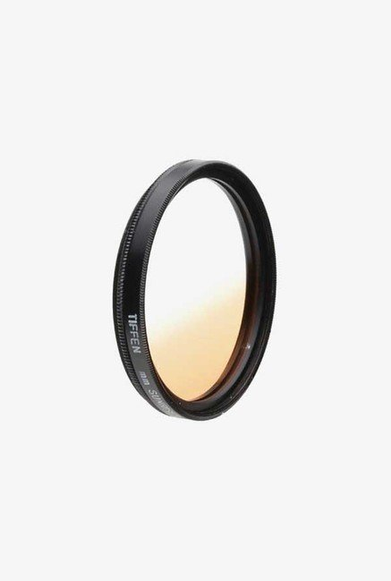 Tiffen 72CGSUN 72mm Color Graduated Sunrise Filter (Black)