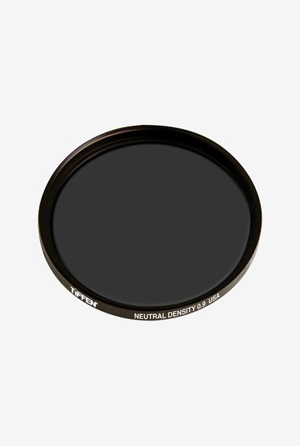 Tiffen 72ND9 72mm Neutral Density 0.9 Filter (Black)