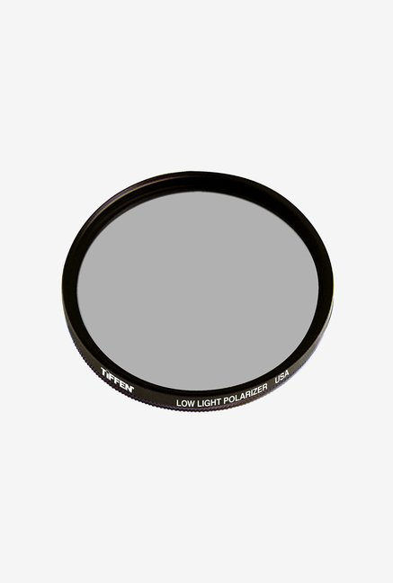 Tiffen 77mm Low Light Linear Polarizer Filter (Black)