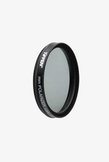 Tiffen 77POL 77mm Linear Polarizer Filter (Black)