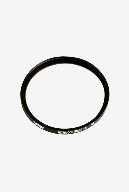 Tiffen 77UC12 77mm Ultra Contrast 1/2 Filter (Black)