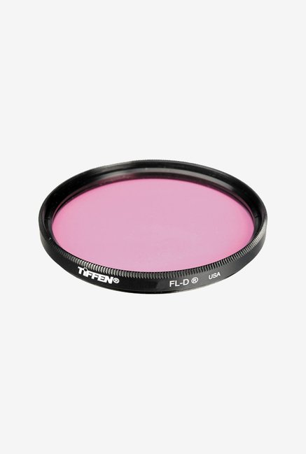 Tiffen 82mm FL-D Fluorescent Glass Filter for Daylight Film