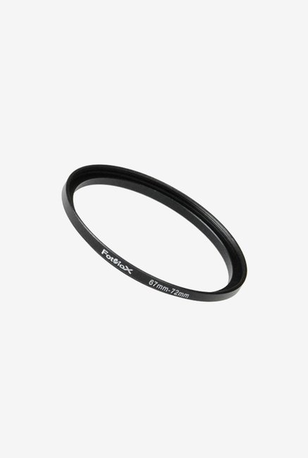 Fotodiox 04SR6772 67-72mm Metal Step-Up Ring (Black)
