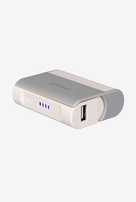 Power Ace PRP 5200M 5200 mAh Power Bank (White)