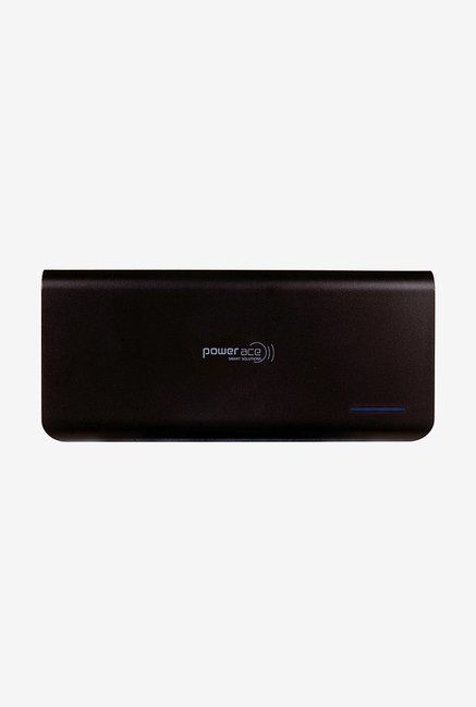 Power Ace PRP 13000 13000 mAh Power Bank (Black)