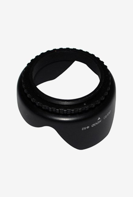 Dopo 52 mm Digital Camera Lens Hood (Black)